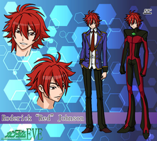 Mobile Suit Gundam EVE Character Material Page 7 by ZeroSenPie