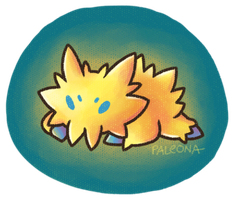 Joltik 595 by Paleona