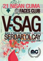 v-sag At Faces Club by can