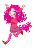 Pinkie Pie by Reloyna-fo