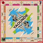 Monopoly Tableau Yaounde by CamerDesigner