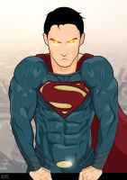 Superman by Mercalicious