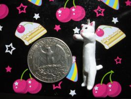 Long Cat Cellphone Charm by Delight046