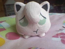 Old Clay Jigglpuff by CritterKat