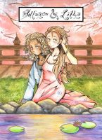 Beltane and Litha / The Legend of Dianthus Cover by ammehsuor