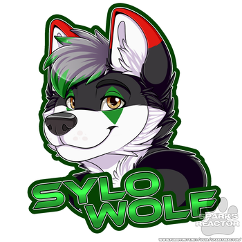 Sylo badge by SparksFur
