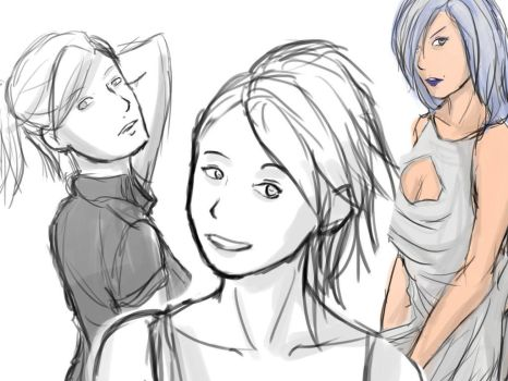 3-8-2016 Sketchdump by Goldencard