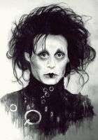 Edward Scissorhands by Lacerare
