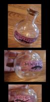newt bottle by missmonster