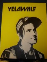 Yelawolf by Stencils-by-Chase