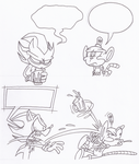 Unfinished Shadow Comic by FractiousLemon