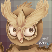 Professor Tick-Tock - Noctowl by ArmiesAgainstMe