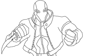Base Red Hood free to use by Natalia-Clark