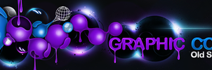 Graphic Core Banner by Loupu
