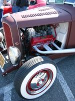 1932 Ford roadster with Chevrolet 327 power by RoadTripDog