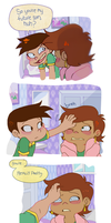 .: COMIC - What Dad Used to Be :. by uzumakifangirl13