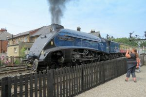 A4 60007 sir nigel gresley by Sceptre63
