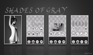 shades of gray by deep3sh