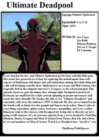 1001 Animations: Ultimate Deadpool by Popculture-Patron
