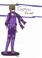 Captain Pervert by jashinist112