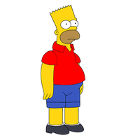 Bart Simpson all grown up by Agent-Spiff