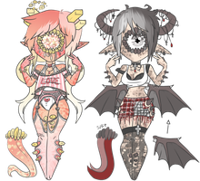 Base Test Xynthii Adopts: CLOSED by ObsceneBarbie