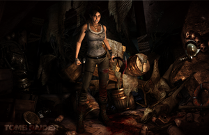 Tomb Raider 2011 vol1. by legendg85