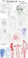 Sketchdump 30 by Laitma