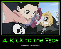 Motivational FMA 81 by xxRedDragoonxx