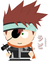 Lavi's Goin' to South Park by Dosu