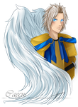GaiaOnline Commission 12 by ofFeathers