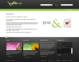 vividlime website by Excitera