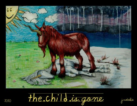 The Child is Gone by TheRedBamboo