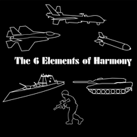 6 Elements of (military) Harmony by Siokis