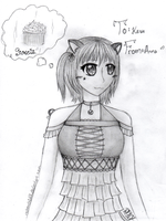 Drawing Request for Keiva by naoyi