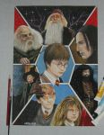 Harry Potter Year One by westleyjsmith