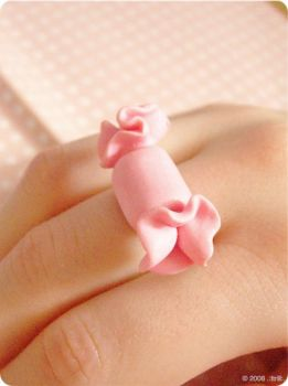 Ring - Candy Love .pink.2 by itrill