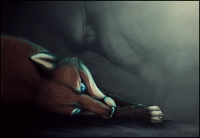 Comfortably Numb by norochan