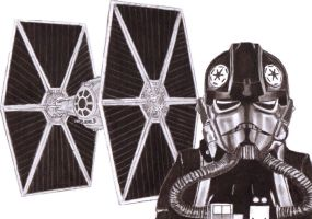 Tie Fighter Pilot by Slayerlane