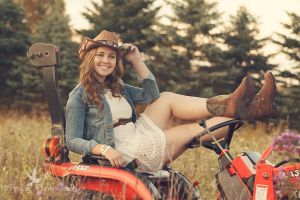Country Girl by NoelleBabinski