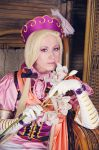 Trinity Blood - Duchess of Moldova by adelhaid