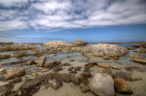 Monterey Bay by PaulWeber