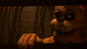 Awoken ( Fnaf sfm ) by JR2417
