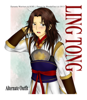 Ling Tong - Alternate Outfit by WendaVinci