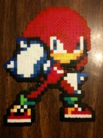 Knuckles Bead Sprite by nayrb00