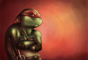 FY - Raph by C-Puff