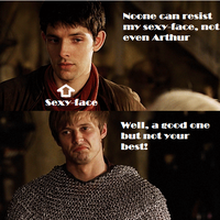 Good one, but not the best - Merthur by FreakyFangirl97
