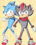 Sonic Boom by Roseheart53