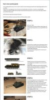 Bary's tank painting tutorial by Baryonyx62