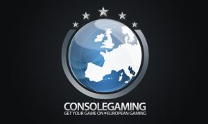 ConsoleGaming Logo by anekdamian